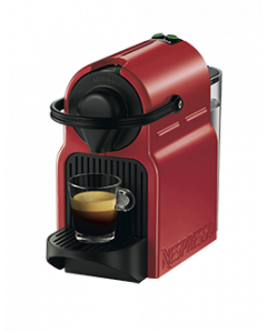 Nespresso C40 Inissia Ruby Red